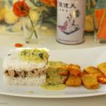 Gebratene Harissa-Möhren mit Zitronen-Couscous und Kreuzkümmel-Joghurt
