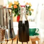 Espressosirup ganz einfach selber machen