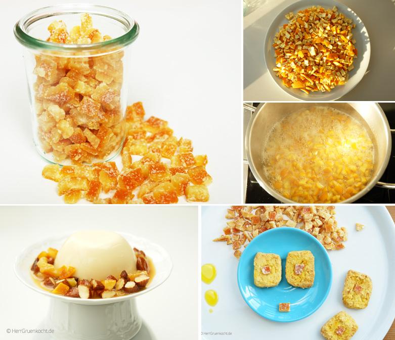 Orangeat selber machen
