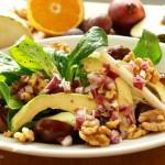 Herr Grüns vitaminreicher Herbstsalat