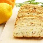 Orangen-Estragon-Biscotti