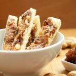 Erdnuss-Feigen-Kekse