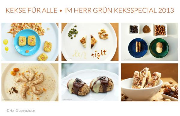 Kostenloses Herr Gruen Keksspecial 2013
