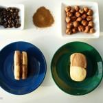 JimJims – Mürbeteigkekse mit Espresso-Haselnuss- Füllung