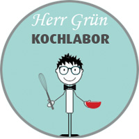Herr Grün Kochlabor