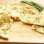 Rosmarin Pizza – kross und als Beilage für Pasta und …