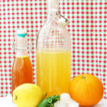 Herr Grüns Limonade zum Selbermachen