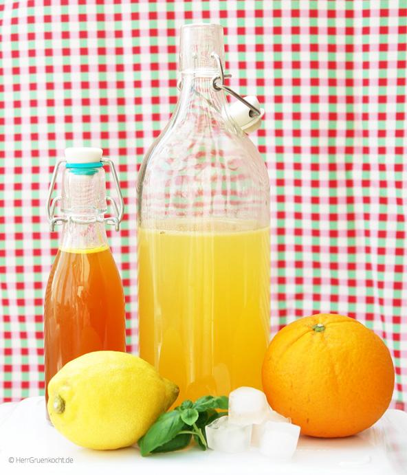 WM Limonade selber machen