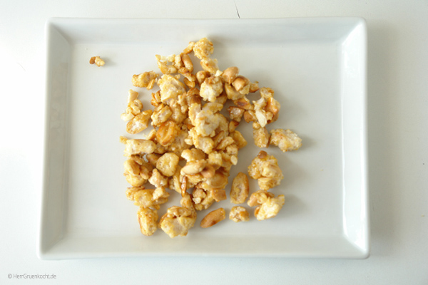 Erdnusskrokant selber machen