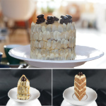 Mandel-Mokka-Torte