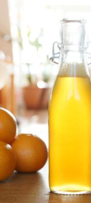 Mandarinensirup ganz einfach selber machen
