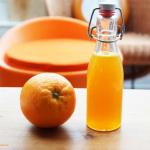 Orangensirup einfach selber machen