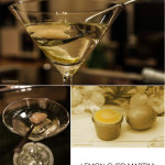 Der Silvester Cocktail 2014: Lemon Curd Martini