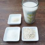 Hafermilch ganz einfach selber machen