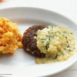 Vegane Quinoa-Frikadelle – schön kross und würzig