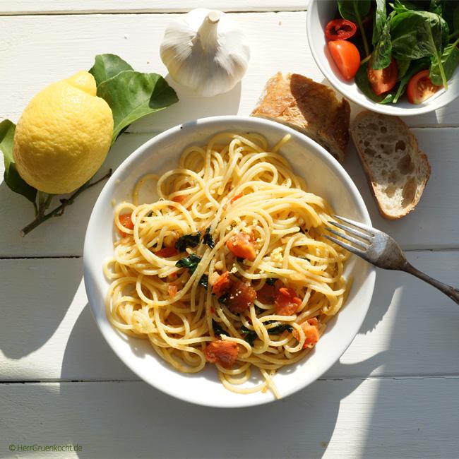 Spaghetti Trombola