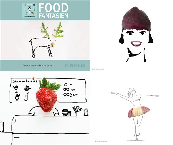 Foodfantasien - Das Buch