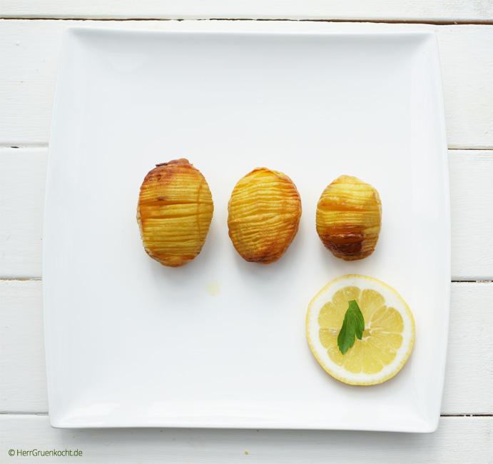 Fächerkartoffeln