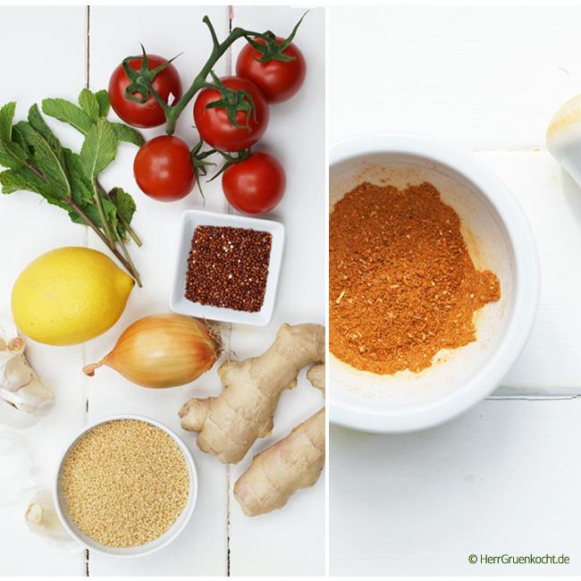 Orientalische Ernährung