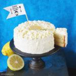 Die Lemon-Curd-Torte von Herrn Grün