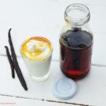 Karamell-Vanille-Sirup ganz einfach selber machen