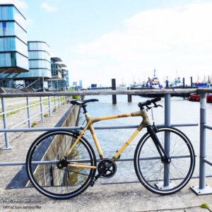 Bamboo Bike Neumühlen Hamburg