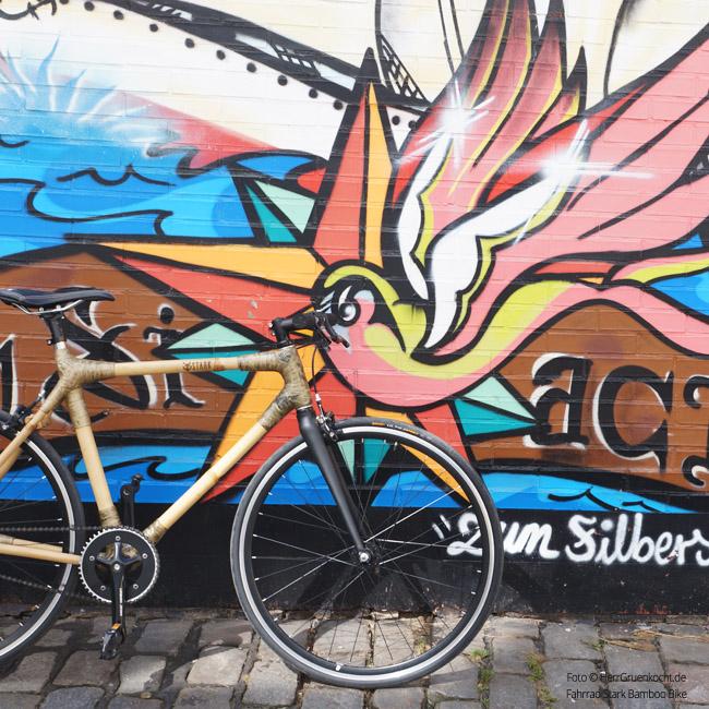 Bamboo Bike Silbersack Hamburg