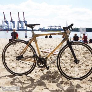 Bamboo Bike Strandperle Hamburg