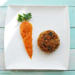 vegetarische Frikadellen