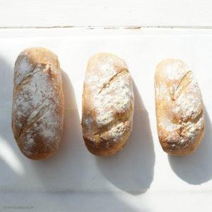 Baguettebrötchen schnell und einfach selber backen