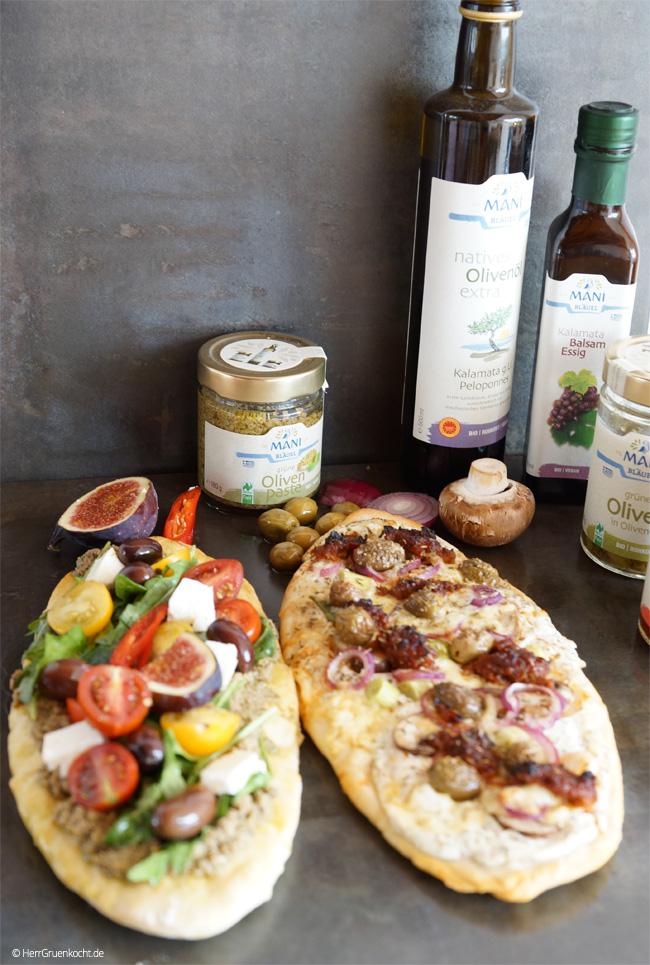 MANI Olivenöl