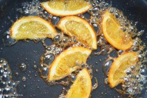 Kandierte Orange ganz einfach selber machen