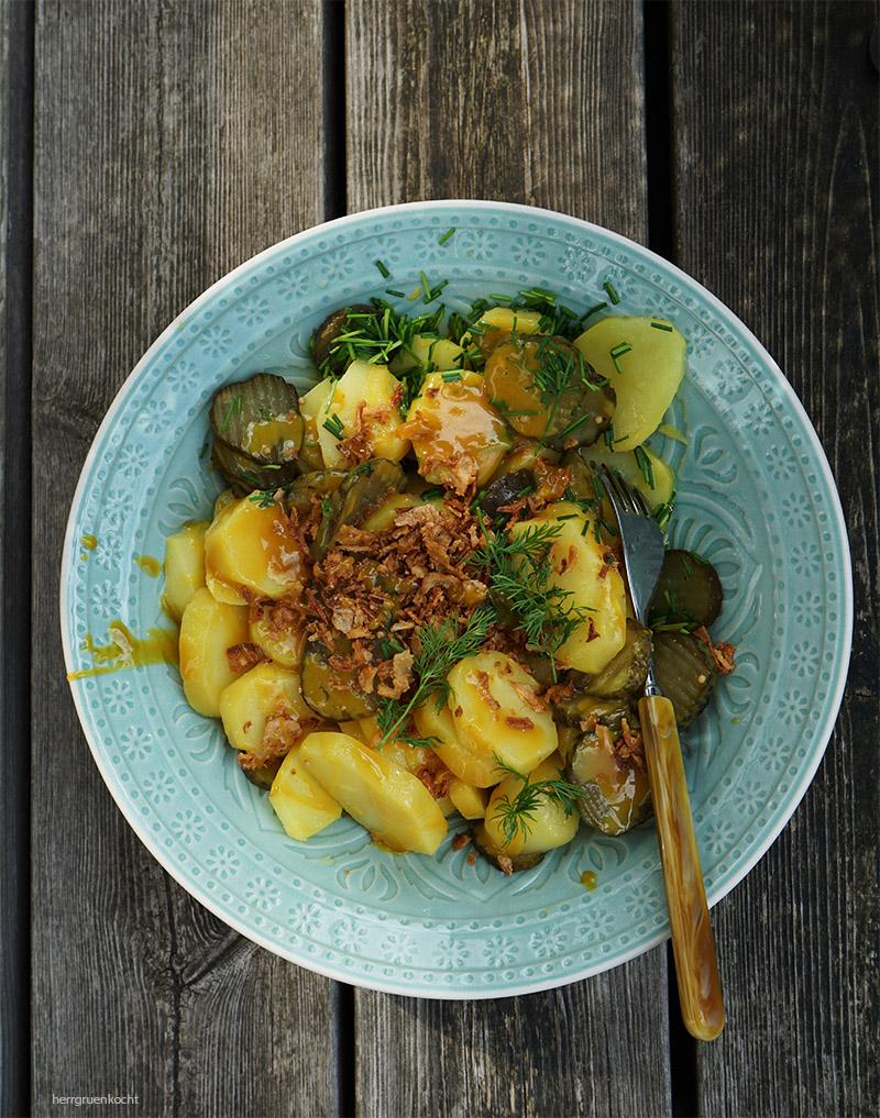 Kartoffelsalat Rørvig