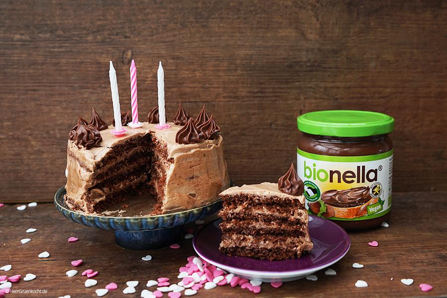 bionella Torte schnell und einfach backen