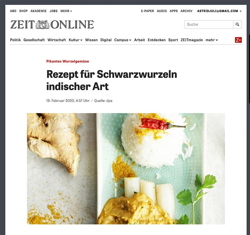 Herr Grün kocht Presse / News