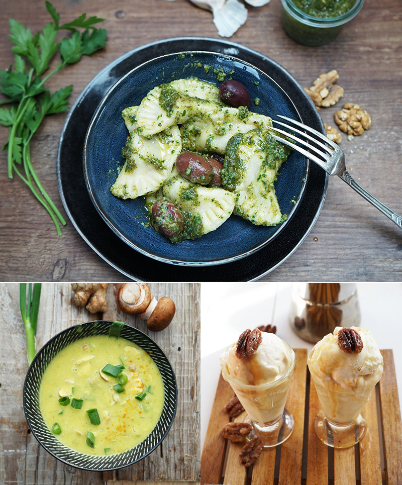 Vegetarisch, veganes Ostermenü 2020