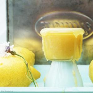 Lemon curd ohne Ei - einfach selber machen